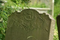 Grave 2 (TheDivineGoat) Tags: dyrham dyrhampark stpeters graveyard gravestone badge