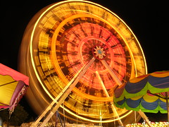 Spin Baby, Spin! (Bubba Trout) Tags: night interestingness state  fair iowa top20night allrightsreserved desmoines i500 allrightsreserved interestingness1500 3waychallenge 3wc