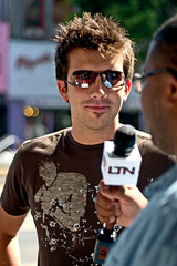 Paparazzi 101 (Shavar Ross) Tags: california summer people hot cute guy celebrity face television star tv faces candid august2005 culture shades hollywood latin hotguys paparazzi tvshow hispanic interview shavarcom latinos cuteguys hotguy guteguy latinosamericanos latinamericans shavarrosscom