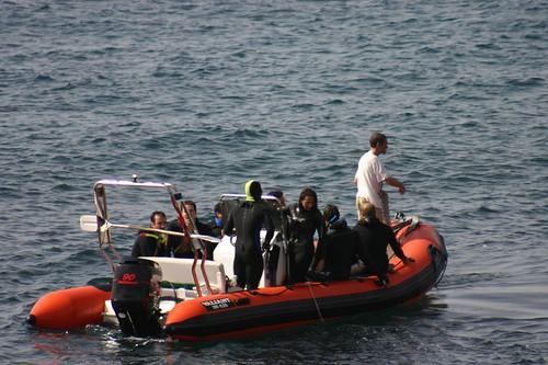 Actividades acuáticas en España
