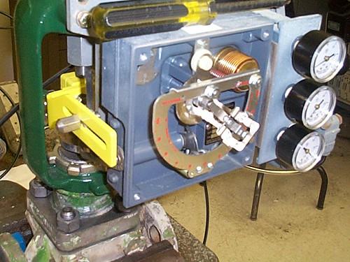 control valve rebuild