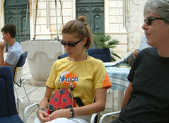 Waiting for turkish coffee (Snazzo) Tags: 2005 mediterranean croatia marta vis gianni vacanze holyday snazzo