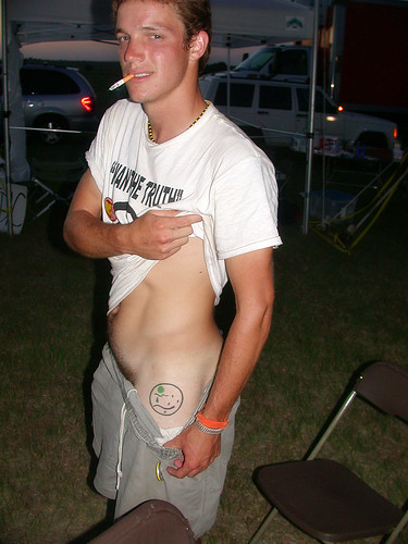 Andrew#39;s sexy tattoo.
