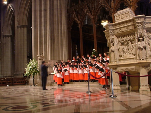 Washington DC Boys Choir