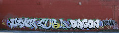 Dzyer, Cuba, Dagon, Keno (funkandjazz) Tags: dzyer cuba dagon keno asalt graffiti california sanfrancisco