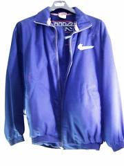 Sportjacke von Nike (zipfel & frogi) Tags: liquidation birmensdorferstrasse199 hausrat kleider sport nike clothes sportjacke trainerjacke