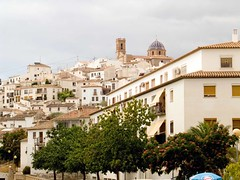 Altea (Not forgotten) Tags: spain altea comunitatvalencia sun city