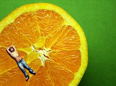An orange summer - by Simon Pais-Thomas