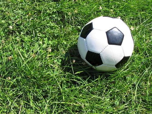 サッカーボール│スポーツ│無料写真素材