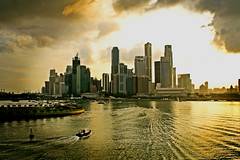 City Of Hope (waynemethod) Tags: city sunset cloud river water boat light wonder singapore topv111 topv333 500plus topf50 topv555 topv777 topc50 topf75 save save2 save2 delete save3 save4 delete2 delete2 delete3 delete5 delete6 delete7 delete8 delete9 delete10 topv999 topf100 100v10f 500v50f 1000v100f pss urfavs05best