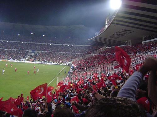 Turkije - Denemarken (2-2)