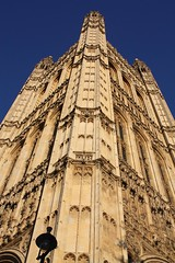 The Palace of Westminster (richardr) Tags: old city uk greatbritain england urban building london tower english heritage history westminster architecture geotagged europe european britain gothic 19thcentury victorian housesofparliament parliament palace historic barry victoriana british europeanunion millbank victorianarchitecture nineteenthcentury palaceofwestminster gothicarchitecture gothicrevival charlesbarry victoriatower historicalplaces victoriangothic pugin sovereignsentrance augustuspugin geo:lat=51498711 geo:lon=0125098
