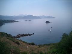 Coastline, looking south from Sivota (clagnut) Tags: sea geotagged greece sivota syvota geolon20235 geolat394 mourtemeno geoplacenamesivota georegiongr32