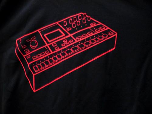 Machine Drum T-Shirt