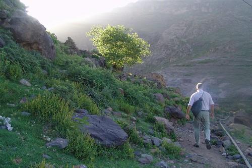 Al-Hajjera - Al-Hutaib walk