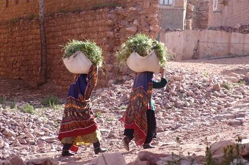 Kawkaban women