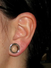 new earring