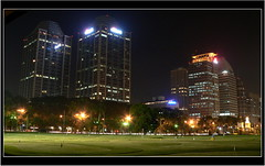 night golf (Yato) Tags: original night golf indonesia landscape jakarta yato byyatoallrightsreserved beautifulinonesia