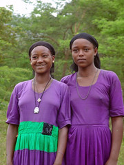 Wohaita maidens, on the Omo (CharlesFred) Tags: africa girls woman expedition nature river women october purple african south 2006 rafting favourites remote ethiopia favourite myfavourites 100000 maidens omo twohundred omoriver charlesfred charlesroffey 161006 149000 southernethiopia raftingexpedition remoteriver remoteriverexpeditions twohundredfavourites