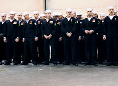 Sailors (Living Juicy) Tags: sailors changeofcommand livingjuicy lj2006