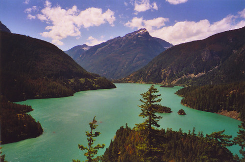 North Cascades NP (8) by bookworm1225.