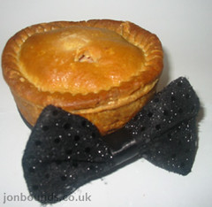 Pork Pie In A Bow Tie