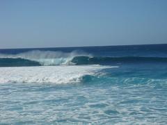 Banzai Pipeline 64 (buckofive) Tags: hawaii oahu northshore banzaipipeline ehukaibeachpark surfing bigwavesurfing surfer beach waves surf