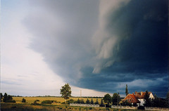 Storm over Lubsko (Sam ♑) Tags: poland polska polen lubsko sommerfeld photographyrocks platinumheartaward gorzyn sam8883 blotna daarklands