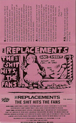 The Replacements The Shit Hits the Fans Andrew Smith The Daily Herald