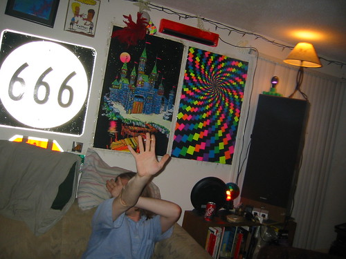 Mark avoids camera 104-0413_IMG