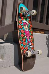 ian rogers skateboard