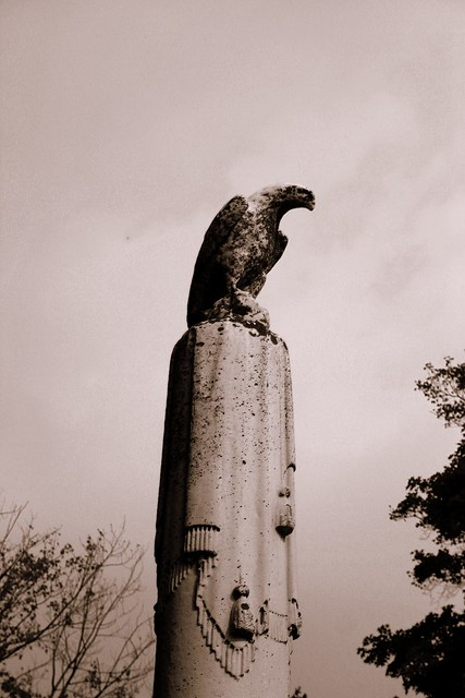 Bird of Prey Memorial