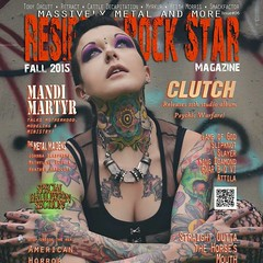 Resident Rock Star Magazine Cover (MandisTattooClub) Tags: mandijordantattoos bellingham tattoo rockstar magazinecover girlswithtattoos chickswithink paintedlady mandimartyrbass mandimartyr mandimartyrmusic music bassist femalebassist