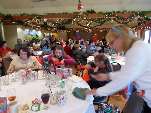 Christmas party at Beeb's 2016