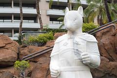 Rabbit (denschub) Tags: mozaloha waikoloavillage hawaii unitedstates us