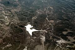 El Vergel (zeesstof) Tags: aerial aerialview airline commercialflight elvergel flight houstontopuertovallarta lake mexico united unitedairlines vacation viewfromwindow windowseat zacatecas zeesstof