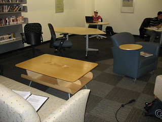 Furniture, Library, Georgia Institute of Techn...