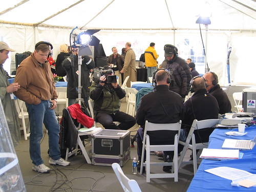 NBC Sports broadcast