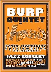 Burp quintet