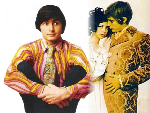 From the Uniformity of the Plain White Button Down to Psychedelic Colors and Flashbacks of Romance