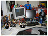 Chris' Desk