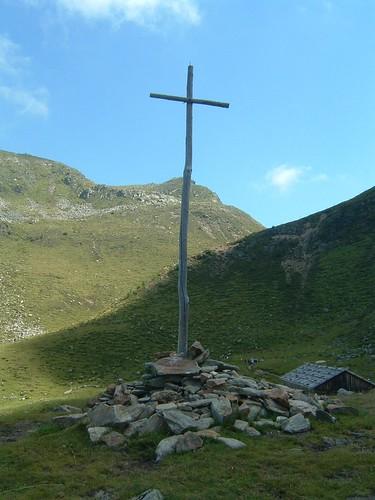 Croce nel pascolo