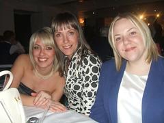 Lorraine, Olly & Emma