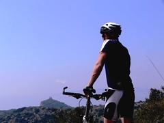His large view (Lindina) Tags: nature sport tuscany mtb toscana bycicle argentario princevlad