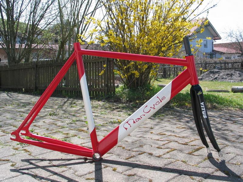 www.fahrradkurier-forum.de • Thema anzeigen - Grünes Bahnrad eingesackt