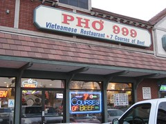 We're told that Pho 999 is one of Los Angeles' best Vietnamese restaurants. (03/24/07)