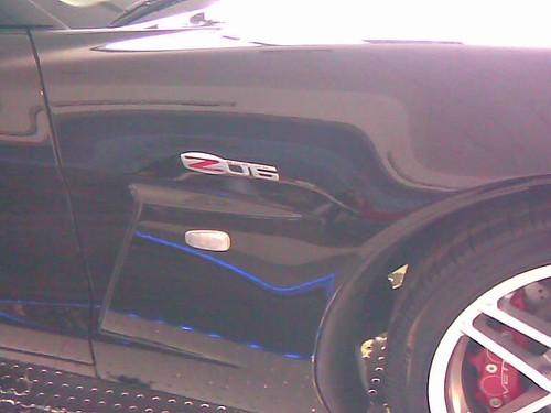 Фото Chevrolet Corvette Z-06