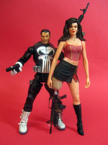 Grindhouse Cherry Darling and The Punisher
