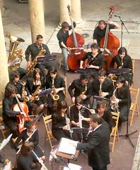 CONCIERTO BANDA de MUSICA JJMM-ULE - 21.4.07