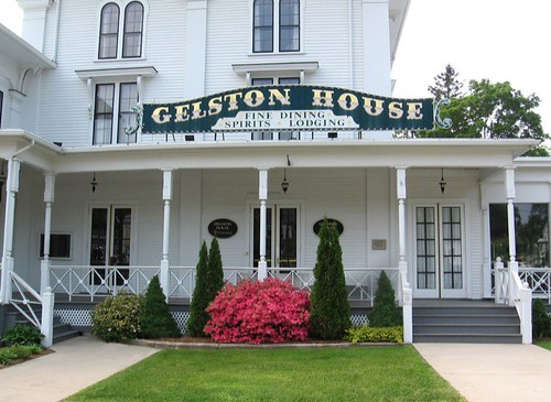 Gelston House, Connecticut